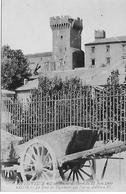 13 SALON TREMBLEMENT DE TERRE DU 11 JUIN 1909  LA TOUR DU PIGEONNIER QUE L'ON VA ABATTRE - Salon De Provence