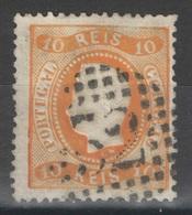 Portugal - YT 27 Oblitéré - 1862-1884 : D.Luiz I