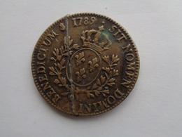 Pièce 1789 Benedictum - Monedas