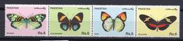 1995 - PAKISTAN - Catg.. Mi. 935/938 - NH - (UP.207.15) - Pakistan