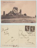 Aidone - Ruderi Del Castello Normanno, 1936 - Italië