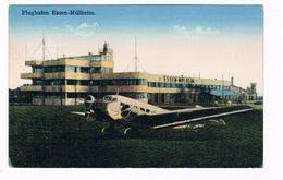 VV-424  ESSEN-MÜLHEIM : Flughafen ( Airport) - Aerodromes