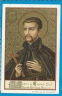 Holycard    B.Kûhlen    St. Petrus Claver - Images Religieuses