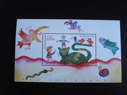 Allemagne - Année 2001 - Pour Nous Les Enfants - Y.T.  BF 54  - Neufs (**) Mint (MNH) Postfrisch - Blocks & Sheetlets