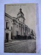 Chile Santiago Iglesia Santa Ana Calle Catedral - Chile