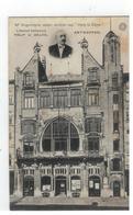 """Antwerpen Mr Augusteyns,vader,stichter Van """"HELP U ZELVE"""" Liberaal Volkshuis - Antwerpen"""