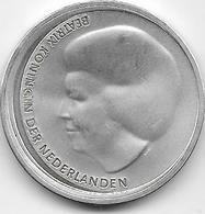 Pays Bas - 10 Euro - Maxima Willem & Alexander - Argent - [ 3] 1815-… : Royaume Des Pays-Bas
