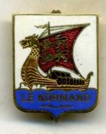 Insigne Escorteur Rapide,LE NORMAND___augiS - Marine
