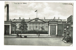 CPA - Carte Postale - Royaume Uni -   London -The Royal Mint-1908- S5200 - Other