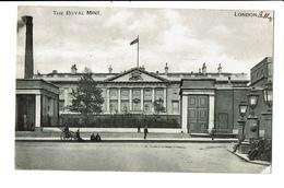 CPA - Carte Postale - Royaume Uni -   London -The Royal Mint-1908- S5200 - London