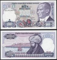 Turkey P 196 - 10000 10.000 Lira 1986 - AUNC - Turchia