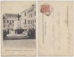 Bassano - Fontana Bonaguro, 16 Febbraio 1901 - Italia