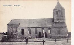 Melsbroek: L' Eglise. - Zaventem