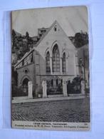 Chile  Valparaíso Union Church 1913 Undivided Back - Chile