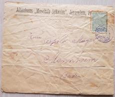 Jerusalem Baden Germany 1895 - Palästina