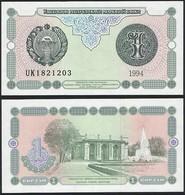Uzbekistan P 73 - 1 Sum 1994 - UNC - Uzbekistan