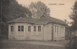 58 LA MACHINE  L'Hôpital - La Machine