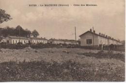 58 LA MACHINE  Cités Des Minimes - La Machine