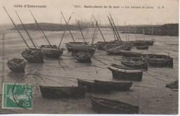 22 SAINT-JACUT-de-la-MER   Les Bâteaux De Pêche - Saint-Jacut-de-la-Mer