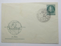 1952 , 10 Pf. Glocke , Mit Sonderstempel - Berlin (West)