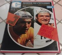 Miroir Du Cyclisme N°204 Juillet 1975 Tour De France 1975 Les Premières étapes Merckx Thévenet,Dauphiné Libéré - Sport