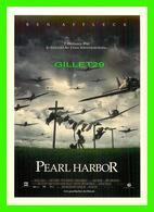 AFFICHES DE FILM - PEARL HARBOR - EDGAR MEDIEN AG - - Affiches Sur Carte