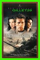 AFFICHES DE FILM - PEARL HARBOR - EDGAR MEDIEN AG 2001 - - Affiches Sur Carte