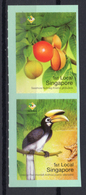 2004 - SINGAPORE - Catg.. Mi. 1387/1388 - NH - (UP.207.17) - Singapore (1959-...)