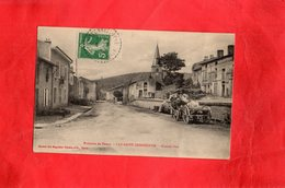 F2501 - LAY SAINT CHRISTOPHE - 54 - Grande Rue - Other Municipalities