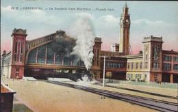 Cherbourg    La Nouvelle Gare Maritime   ( Facade Sud ) - Otros