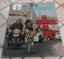 Miroir Du Cyclisme N°120 Octobre 1969 Poulidor Second De Qui ?,Reportage Eddy Merckx, Tour De L'Avenir - Sport
