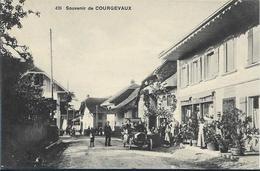 Souvenir De COURGEVAUX - FR Fribourg