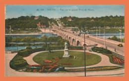 A710 / 473 37 - TOURS Vue Sur Le Grand Pont De Pierre - Tours