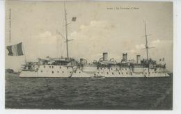 """BATEAUX - GUERRE - Le Croiseur D' """" ASSAS """" - Guerra"""