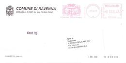 COMUNE DI RAVENNA - Marcophilie - EMA (Empreintes Machines)