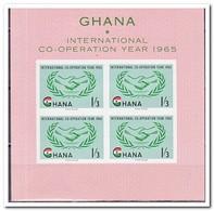 Ghana 1965, Postfris MNH, Year Of International Cooperation - Ghana (1957-...)