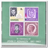 Ghana 1965, Postfris MNH, 2nd Anniversary Of John F. Kennedy - Ghana (1957-...)