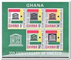 Ghana 1966, Postfris MNH, UNESCO - Ghana (1957-...)