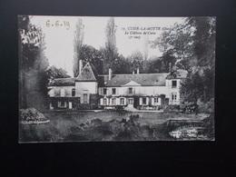 CUISE-LA-MOTTE  Le Château De Cuise 1919 - France