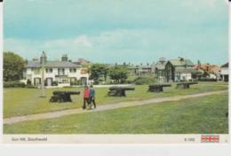 Postcard - Gun Hill - Southwold - Card No.. 1202 - Unused Very Good - Postcards