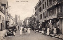 80 Ault, La Grande Rue - Ault