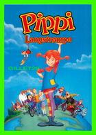 AFFICHES DE FILM - PIPPI LANGSTROMPE - GO-CARD, 1997 - - Affiches Sur Carte