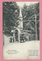 68 - MÜLHAUSEN - MULHOUSE - Pouponnière - L' Hermitage - Gleislose Trambahn - Tram Sans Rail - Trolleybus - Voir état - Mulhouse