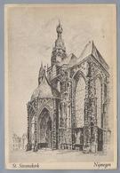 NL.- NIJMEGEN. St. Stevenskerk. Van De Serie K. 504 - Schone Kunsten
