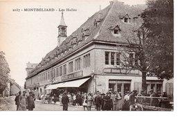 MONTBELIARD : Les Halles - Montbéliard
