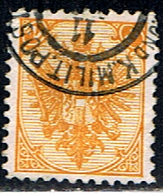BOS 40 // Y&T 2A // 1894-98 - Bosnia Herzegovina