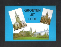 LEDE - GROETEN UIT LEDE   (11.134) - Lede