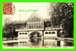 FERRIÈRES (77) - LA TAFARETTE - CIRCULÉE EN 1905 - ANIMÉE - PHOTOTYPIE A REP & FILLIETTE - - France