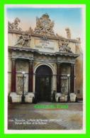 TOULON (83) - LA PORTE DE L'ARSENAL, STATUES DE MARS ET DE BELLONE - ÉCRITE - ÉDITIONS LA CIGOGNE - - Toulon
