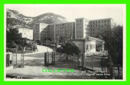 TOULON (83) - HÔPITAL SAINTE-ANNE - ÉCRITE -  ÉDITION LÉON BARRA - - Toulon